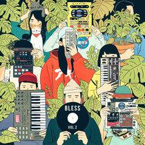 BLESS Vol. 2 cover art