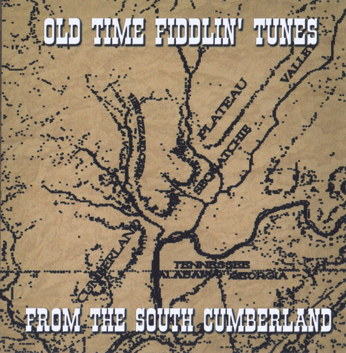 John Coopers Tune Fiery Gizzard Old Time String Band - Old time world map