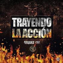 Trayendo La Accion con Sr KR cover art