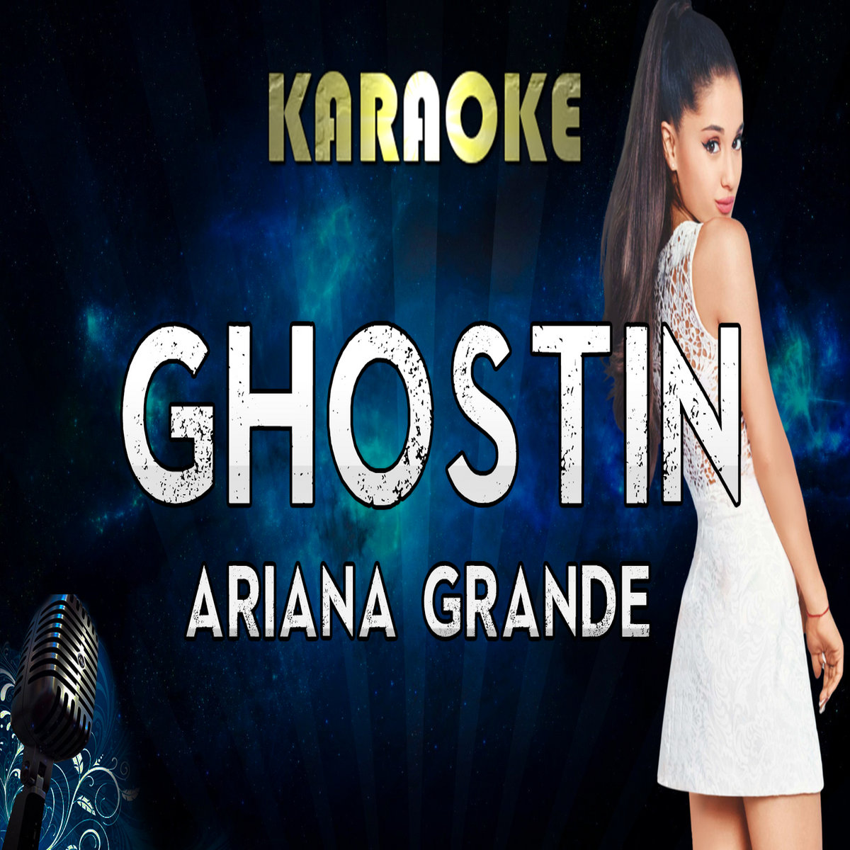 Ariana grande ghostin