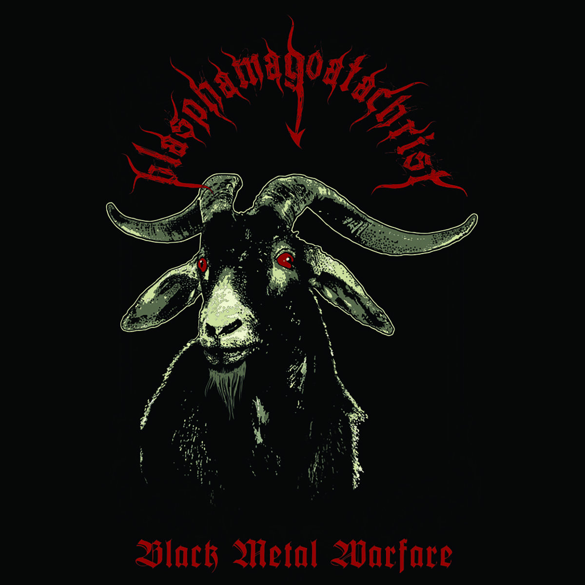 blasphamagoatachrist black metal le scribe du rock