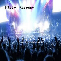 Kleen Respect Live at Querida cover art