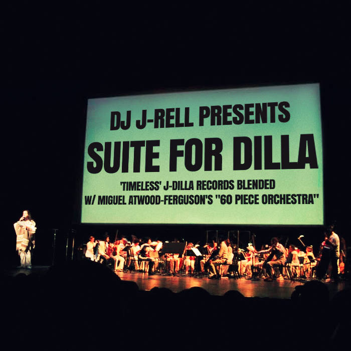 The blueprint revamped j rell suite for dilla malvernweather Gallery