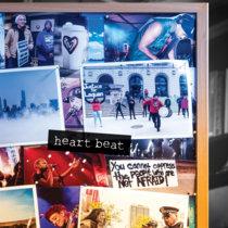 heart beat (ft. L O Kari) cover art