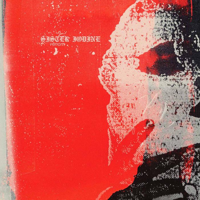 pochette de l'album venom de Sister Iodine