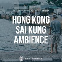 Hong Kong Ambience -  Sai Kung Town - Birds - Fish Restaurants & Fishermen cover art