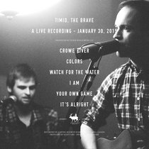 A Live Recording - January 30, 2015 cover art