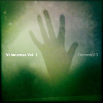 Vkhutemas Vol. 1 cover art