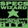 Green Lover and the NorthWest Hits Cover Art