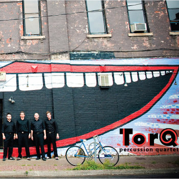 TorQ Percussion Quartet by TorQ Percussion Quartet