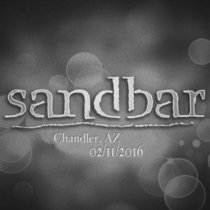 Live at The Sandbar 2/11/16 cover art