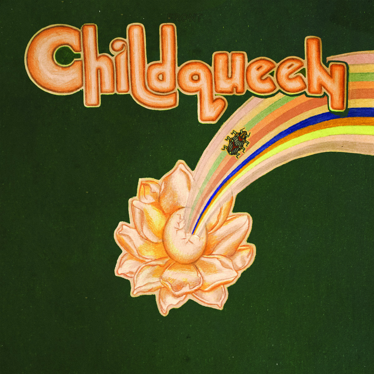 Afbeeldingsresultaat voor Bonet, Kadhja-Childqueen -Coloured/Ltd-