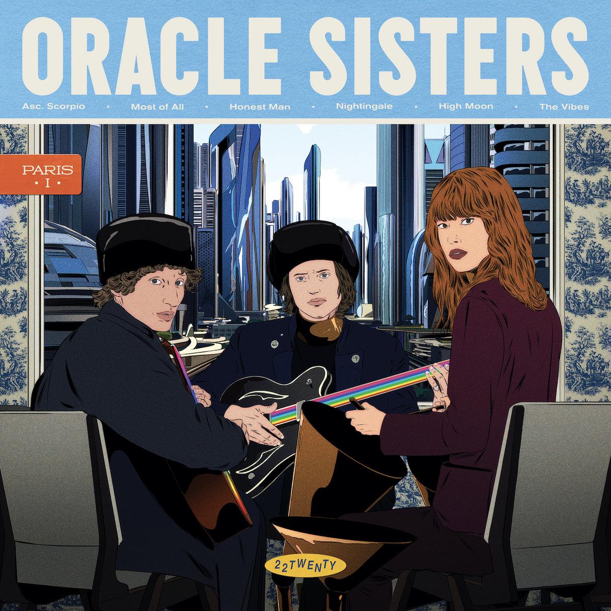 Paris I | Oracle Sisters