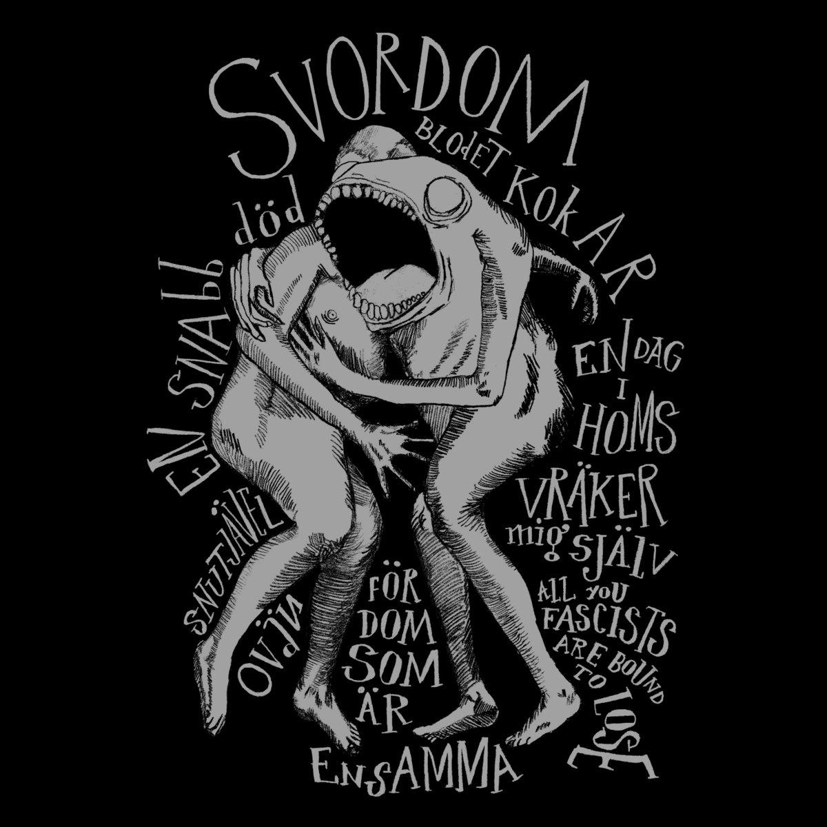 SVORDOM - För dom som är ensamma (D-Beat/Crust, 2017)