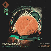 Pattern Integrities Tour - Vol. 2 - Cambridge, MA cover art