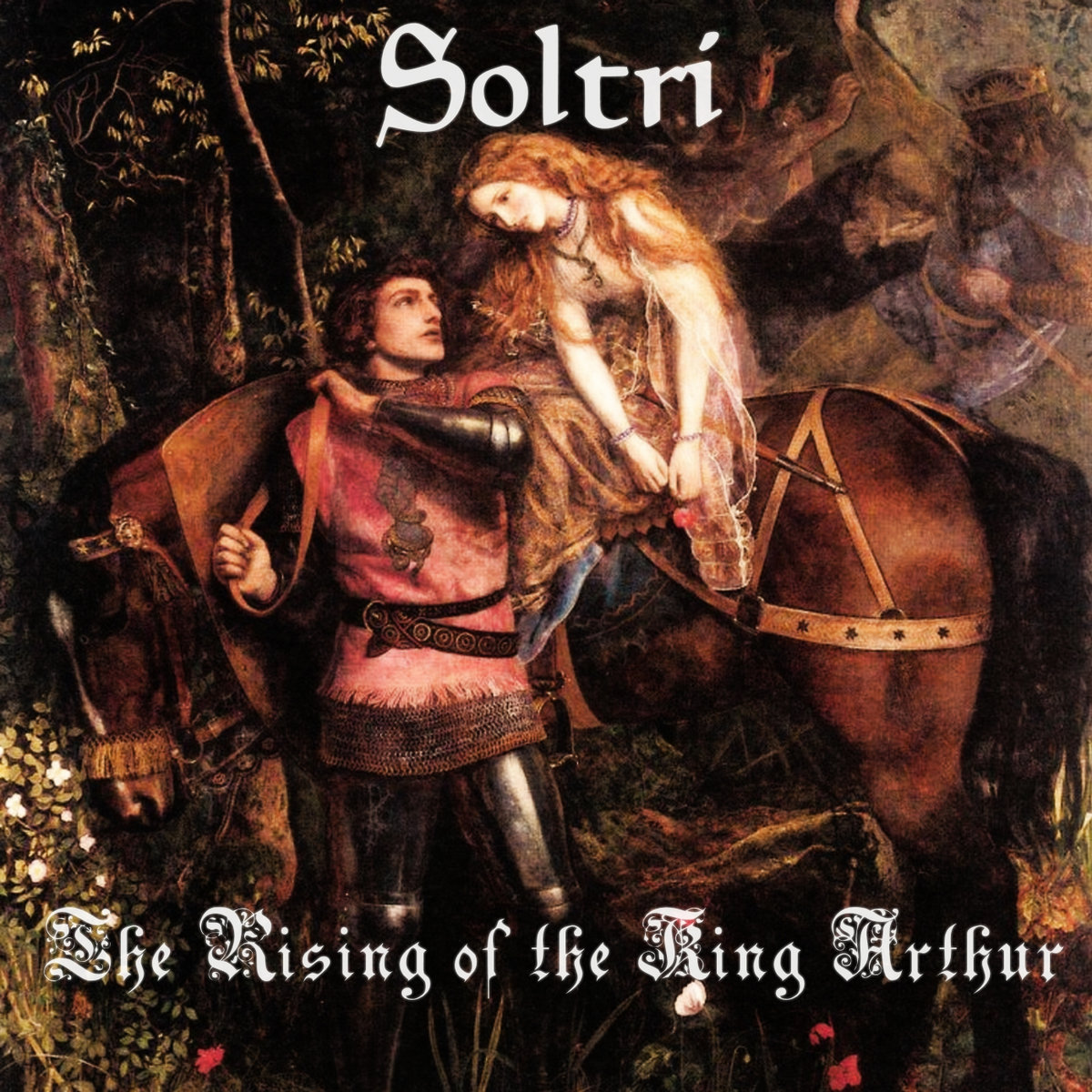 the rising of the king arthur soltri