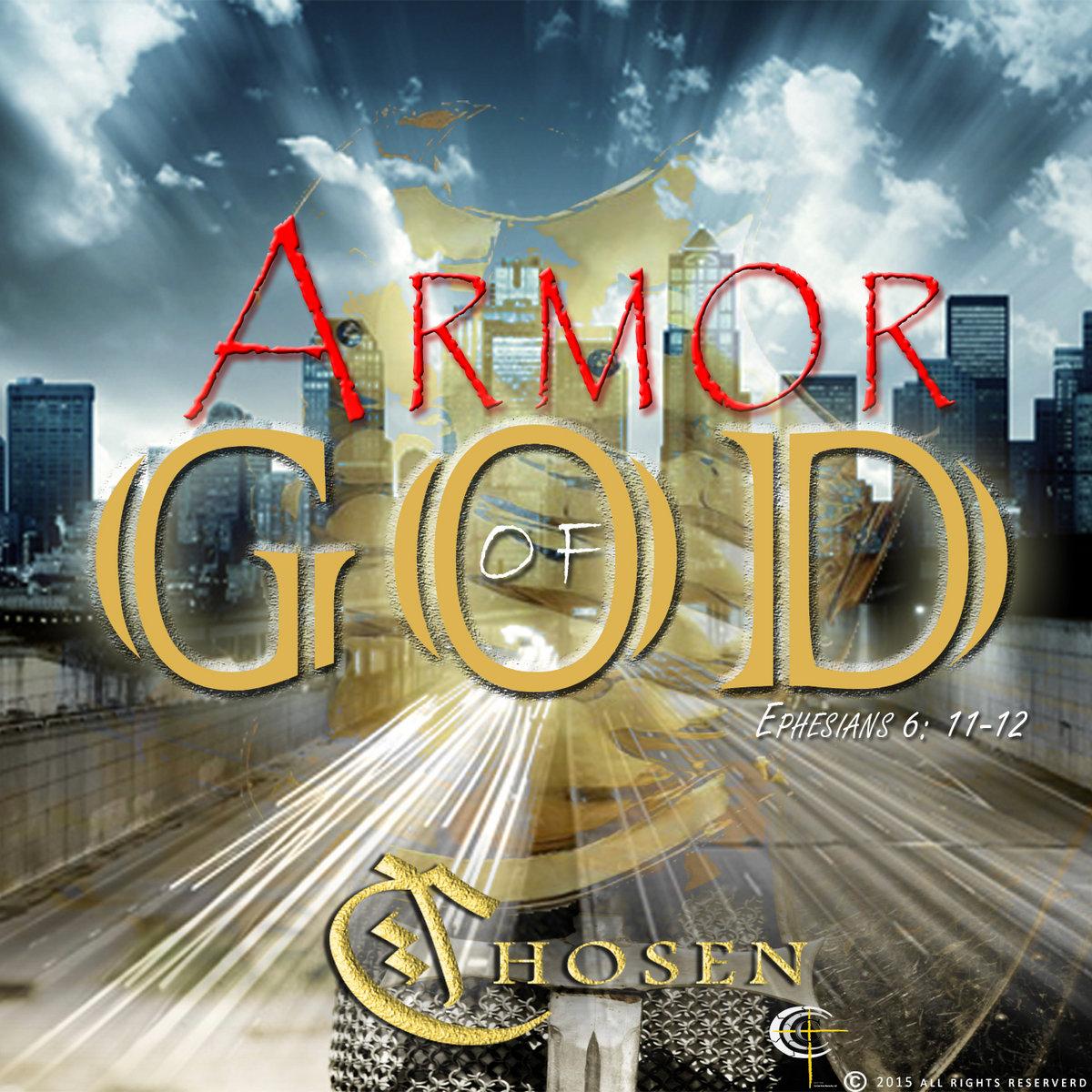 armor of god chosen