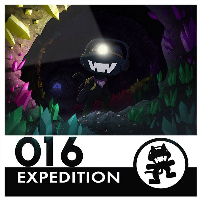 Monstercat 016 - Expedition cover art