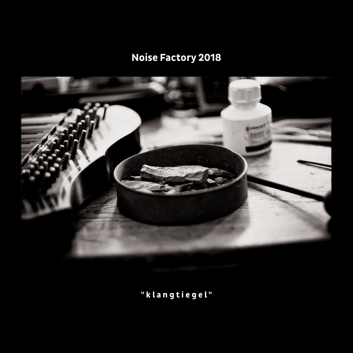 "Various – Noise Factory 2018 ""klangtiegel"""