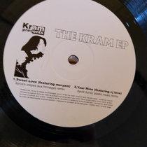 Kram - You're Mine (David Duriez Plastic Music Remix) [2019 Remastered] cover art