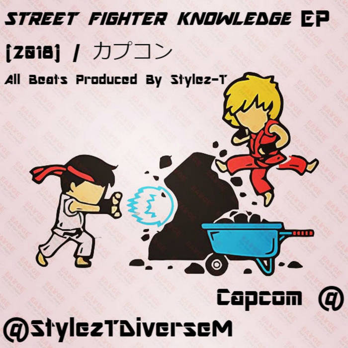 15 Street Fighter Eagle 2 0 Stylez T Productions