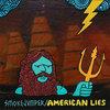 American Lies / Smokejumper SPLIT Cover Art