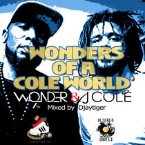 J Cole & 9th wonder - Wonders of a Cole World cover art