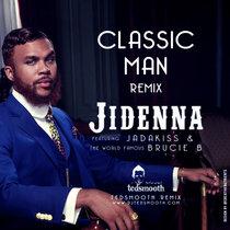 Jidenna Ft Jadakiss & Brucie B - Classic Man Remix cover art