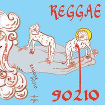 Reggae 90210 cover art