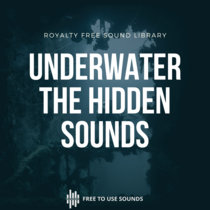 Underwater Ambience! The Hidden Sounds cover art