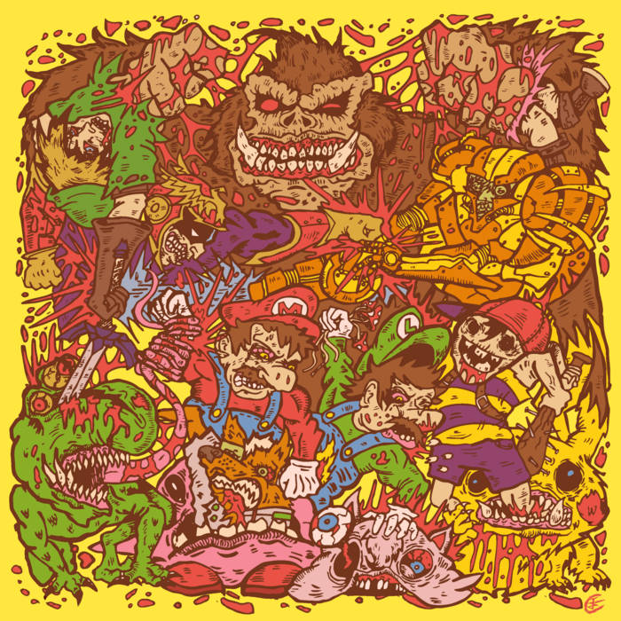 Smash 64 cover art