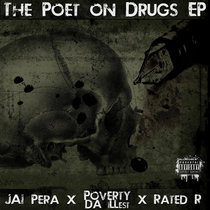 The Poet On Drugs EP cover art