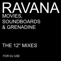 "Movies, Soundboards & Grenadine - The 12"" Mixes cover art"