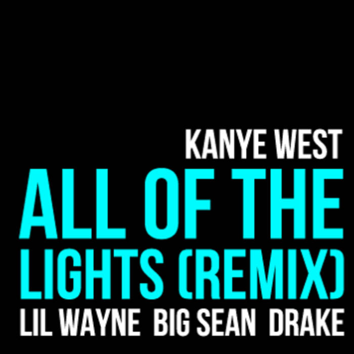 All Of The Lights [REMIX] | Asiomarine