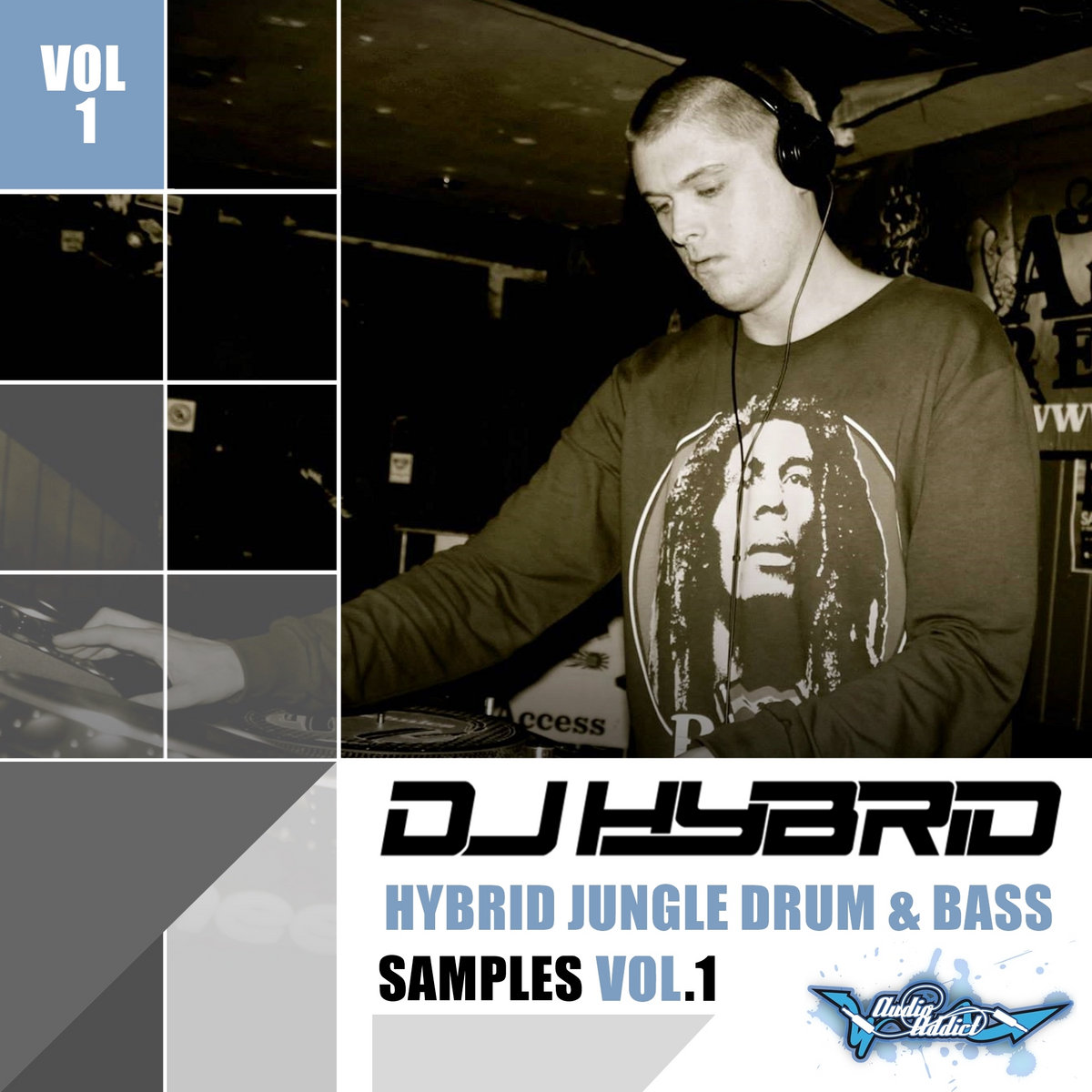 DJ Hybrid Jungle Drum & Bass Samples Vol  1 | DJ Hybrid