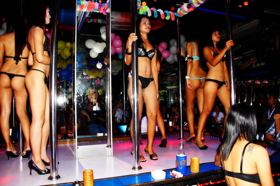 Club sexy dancer thailand