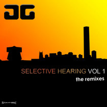 Selective Hearing Vol. 1 (The Remixes) cover art