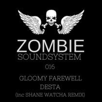 Gloomy Farewell cover art