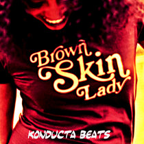 Brown Skin lady cover art