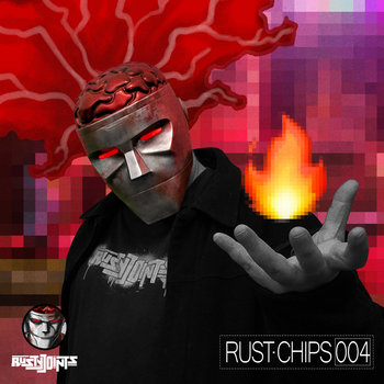 Rust Chips 004 by Rusty Joints