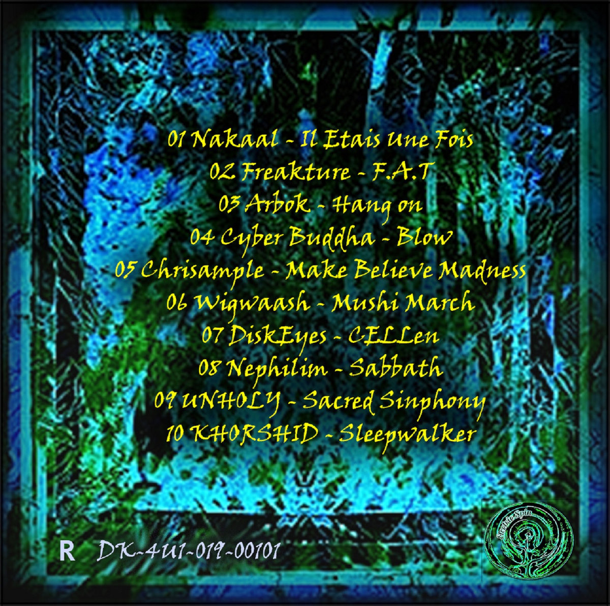Twisted monster fairytale compiled by Teslacoil | Dj Teslacoil