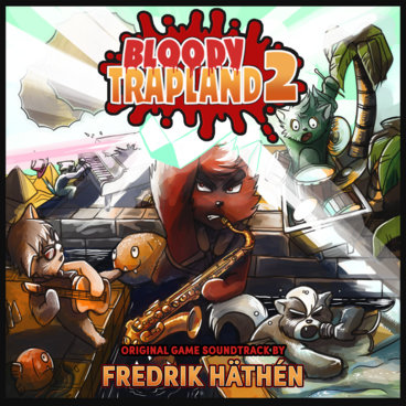 Bloody Trapland 2: Curiosity (Original Game Soundtrack) main photo
