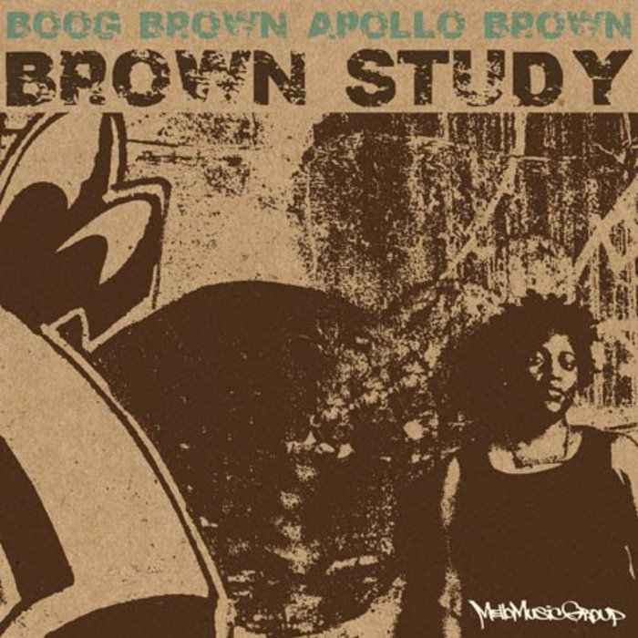 Brown Study, by Apollo Brown & Boog Brown
