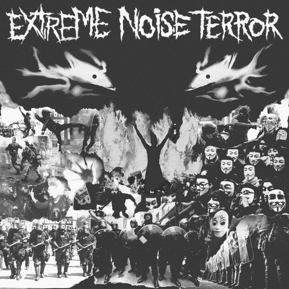 EXTREME NOISE TERROR - dto  LP