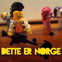Dette Er Norge cover art