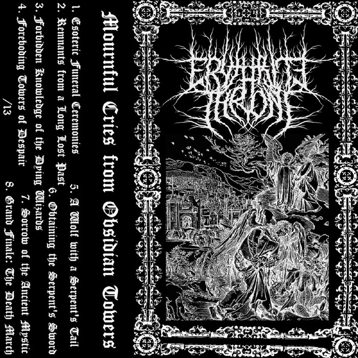 Forbidden Knowledge of the Dying Wizards   Erythrite Throne
