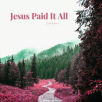 Backing Tracks: Jesus Paid It All cover art
