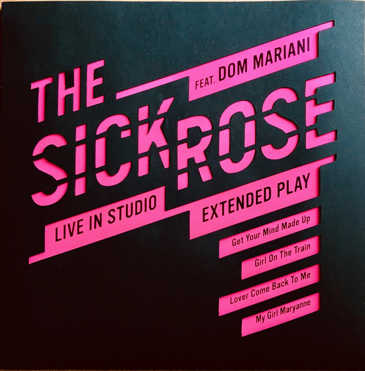 Live In Studio EP feat  Dom Mariani | The Sick Rose