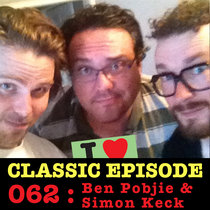Ep 062 : Ben Pobjie & Simon Keck love the 21/02/13 Letters cover art