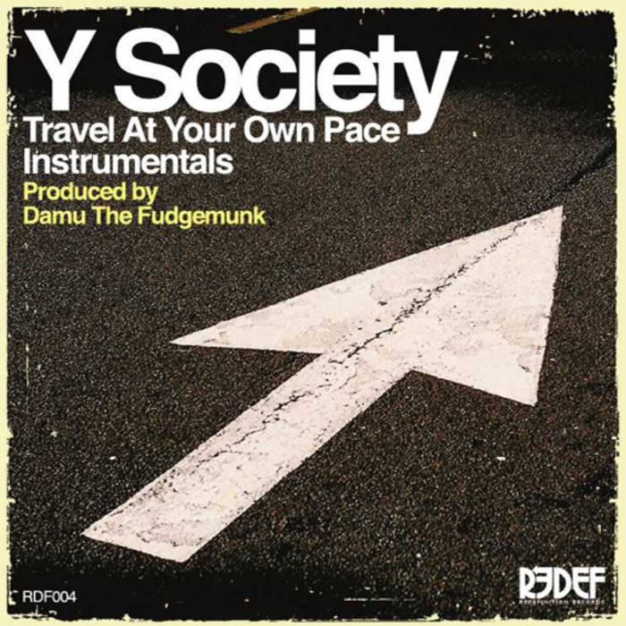 Travel At Your Own Pace Instrumentals